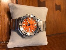 SEIKO 2ND GENERATION ORANGE MONSTER WITH NEW 24-JEWEL AUTOMATIC MOVEMENT