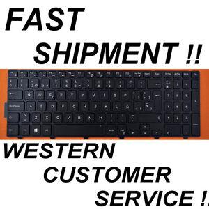 Keyboard Dell Inspiron Vostro 15 17 5000 5559 17r 7000 Spanish Espanol BACKLIT