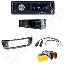 Caliber RMD021 Autoradio + Nissan Almera Tino Blende black + ISO Adapter Set