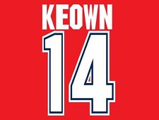 Keown #14 Arsenal Camisa de fútbol local para hogar 1995-1997