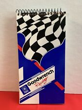 Vintage GM Parts Goodwrench Racing Writing Pad Dale Earnhardt Richard Childress
