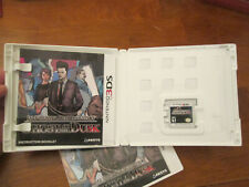 Jake Hunter Detective Story: Ghost of the Dusk NINTENDO 3DS COMPLETE US WORKS