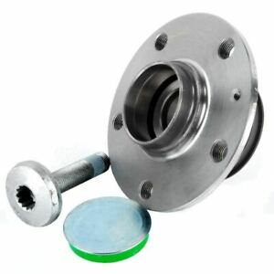 For Audi A3 2003-2015 Rear Hub Wheel Bearing Kit Inc ABS Ring
