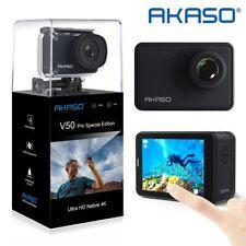 AKASO V50 Pro SE Action Camera 4K/60fps Touch Screen WiFi DV Cam EIS Waterproof