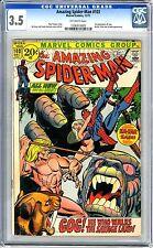 Amazing Spider-Man #103 CGC 3.5 F off wht pgs 12/71 Kane Cvr & Art KaZar/Kraven