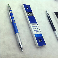 12 Leads 2mm Pop Lead Holder Automatic Draughting Mechanical Drafting Pencil