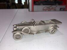 1/43 Danbury Mint Fiat Pewter 1926 RARE