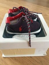 Ralph Lauren Layette First Baby Shoes