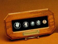 C-135 / Champion Custom Oak - Year Set Coin Holder