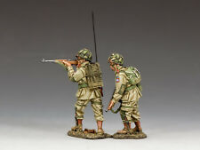 DD285-1 US Paratroopers Covering Fire (82nd Airborne) by King & Country