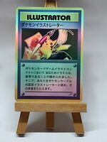 Illustrator Pikachu Proxy Pokemon Card in Holo