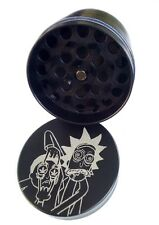 Rick and Morty 4 Part Herb Grinder FineGrind Premium Quality
