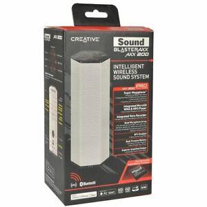 Creativelabs Sonido Blaster AXX200 Inteligente Altavoz Inalámbrico Bluetooth -