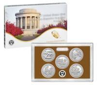 (1) 2017 United States Proof Quarter Set in Original Box