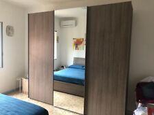 camera da letto matrimoniale completa come nuova