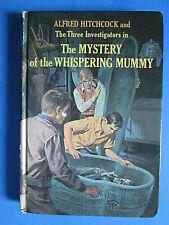 The Mystery Of The Wispering Mummy GLB The Three Investigators  #3 HB (s)