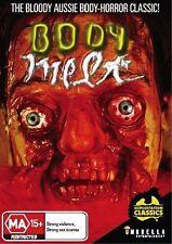 Body Melt (DVD, 2016) Ozploitation Classics  New AND SEALED