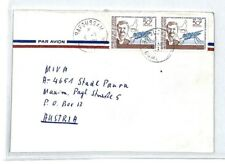 CM231 *CAMEROON* Missionary Air Mail MIVA Austria Cover {samwells-covers}