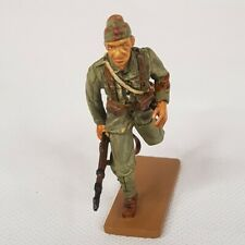 Del Prado - Spain-1937 - Cabo Infantry Nationalist Army - Painted Lead Soldier