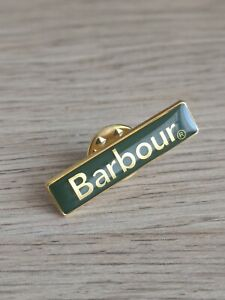 🇬🇧 Pin's Barbour 🇬🇧