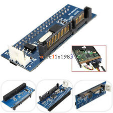 40 Pin IDE Female To SATA 22-Pin Male Adapter ATA To Serial SATA Card Converter