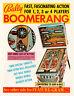 BOOMERANG Original PROMO Pinball Machine Flyer 1974 BALLY Brochure Ad Slick