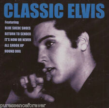 ELVIS PRESLEY - Classic Elvis (UK 16 Tk 1997 CD Album) (Sld)