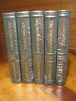 Easton Press TOLKIEN 5 VOL SEALED Lord of the Rings, Hobbit, Silmarillion