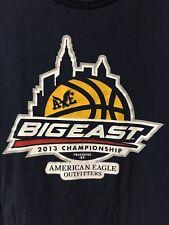 2013 Big East Basketball Championship  Event Shirt XXL Syracuse Vs Louisville