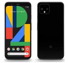 Google Pixel 4 G020I - 128GB - Black (Unlocked) (Single SIM)