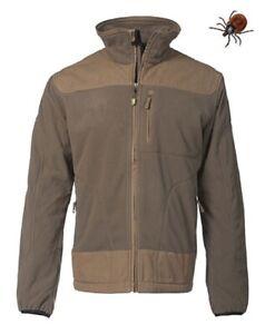 Rovince Mens Ergoline Anti-Tick Fleece Jacket