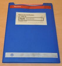 VW LT 1997 Nebenabtriebe Werkstatthandbuch Reparaturleitfaden