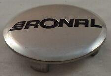 Ronal Wheels Chrome Custom Wheel Center Caps (1) # 003 0201 / P6 6 M15