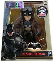 "Jada Toys DC Comics Die Cast Metal Desert Batman 4"" Collectible Figure BNIB #NG"