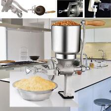 Grain Grinder Machine Corn Nut Flour Mill Kitchen Tool Equipment Food Sliver