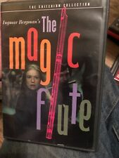 The Magic Flute (1975) (DVD, 2000, Criterion Collection) Ingmar Bergman Classic