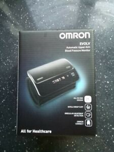 Omron Evolv Wireless Upper Arm Blood Pressure Monitor - Black