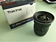 Tokina AT-X 116 PRO DX 11-16mm f/2.8 Ultra Wide Angle Zoom Lens For Canon