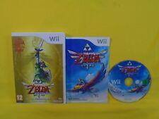 wii ZELDA The Legend of Skyward Sword *x Nintendo PAL UK Version