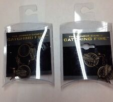 Lot Of 2 Hunger Games Catching Fire Ear Rings