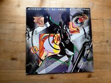 Wishbone Ash No Smoke Without Fire Excellent Vinyl Record MCG 3528