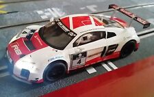 "NEW 1:32 Scale Analog Audi R8 LMS ""24h NBR"" for SCX, Carrera, Ninco & Scalextric"
