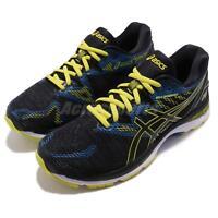Asics Gel-Nimbus 20 Black Yellow Men Road Running Shoes Sneakers T800N-9089