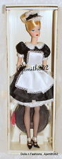 2006 GORGEOUS The French Maid Silkstone Fashion Model Barbie Doll NRFB