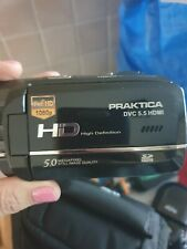 Praktica HD DVC 5.5 Camcorder Video Camera