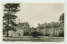 Bishops Stortford, The College RP Postcard, B970