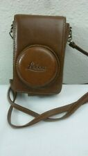 VINTAGE  LEICA  LEATHER CAMERA CASE FOR D-LUX   VERY NICE CONDITION