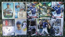 Kris Bryant Cubs Lot of 10 Topps Chrome, Topps, Heritage, Cubs