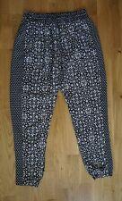 Tu casual bottoms,/ trousers monochrome size 8-10