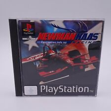 Newman Haas Indy Car Racing Sony Playstation 1 PS1 PAL Spiel Game Faszination